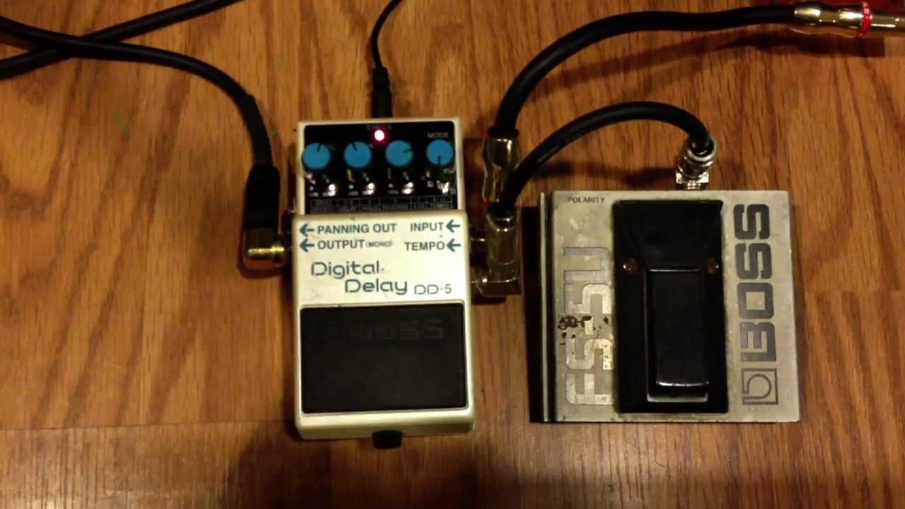 Boss DD-5 Digital Delay