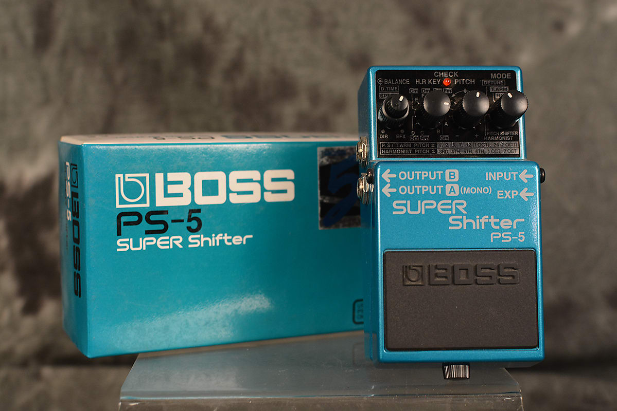 Boss PS-5 Super Shifter