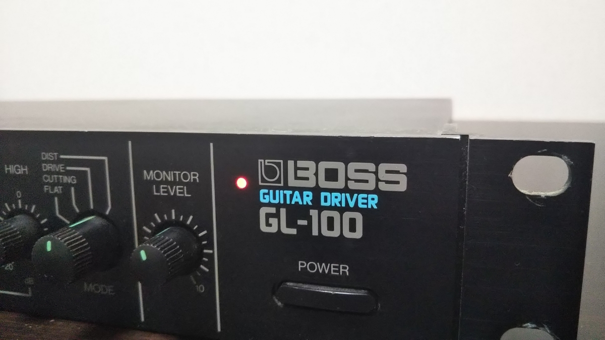 Boss GL-100 Guitar Driver