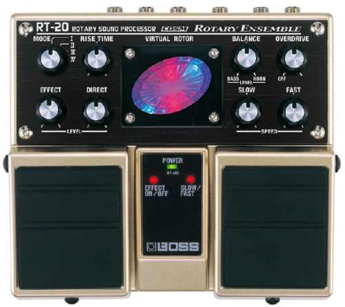 Boss RT-20 Rotary Sound