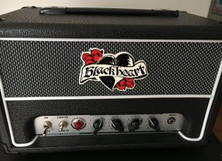 New Blackheart Amps Announced!
