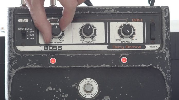 DM-1 Delay Machine