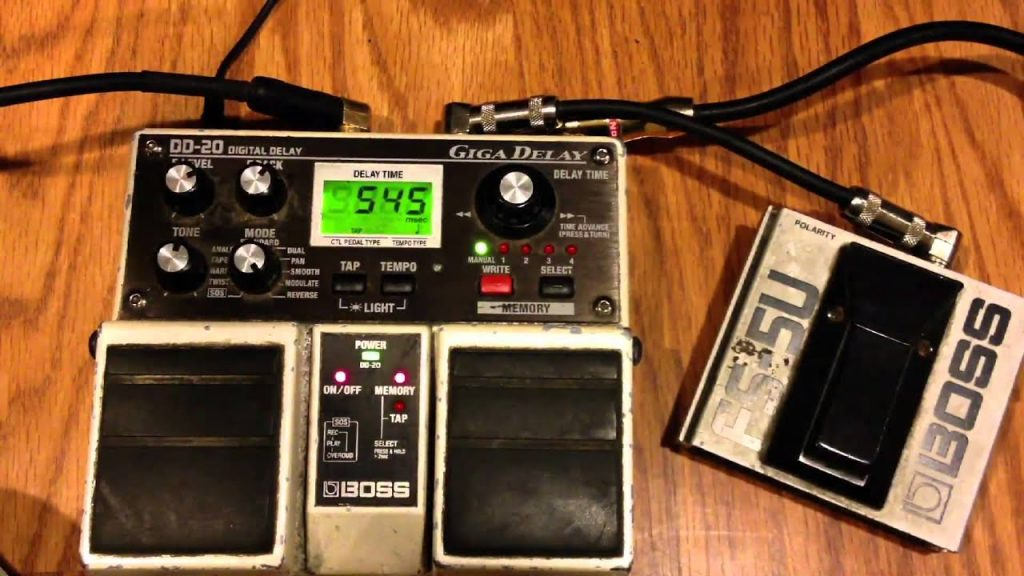 DD-20 Digital Delay